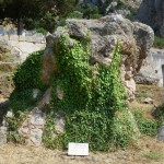 The Rock of Sibyl
