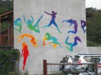 tn_258 Nice Mural in Monteverde