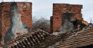 tn_689 old chimneys in Trinidad
