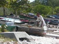tn_603 Fisherman at Playa Giron
