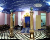 tn_663 Masonic Hall Trinidad